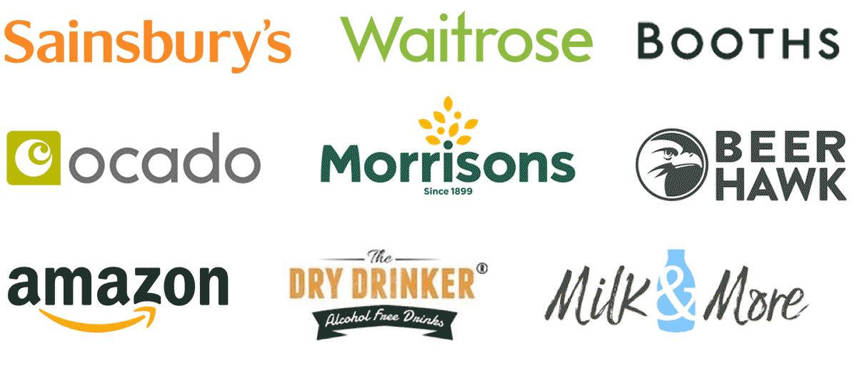 Big Drop - retail in the UK