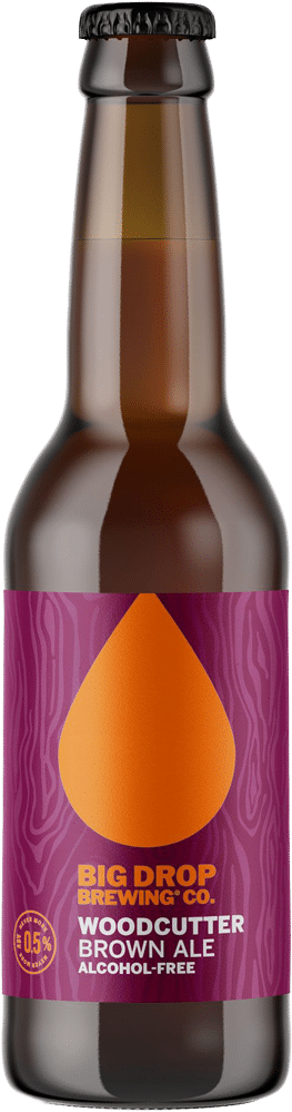 Woodcutter Alcohol-Free Brown Ale
