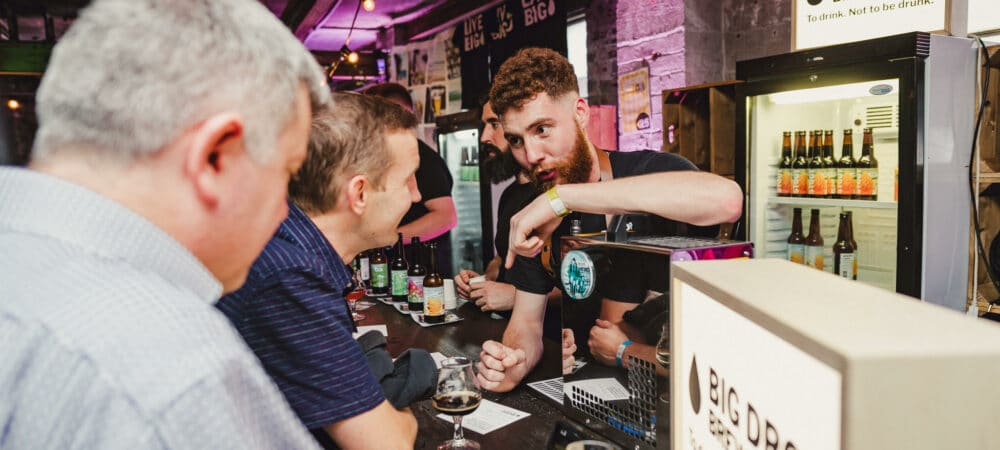 Big Drop's beers at events around the country this year!