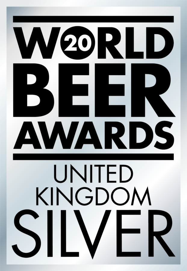 An image of the award won by our Off Piste Hazelnut Porter