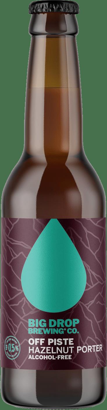 Off Piste - Hazelnut Porter   Big Drop