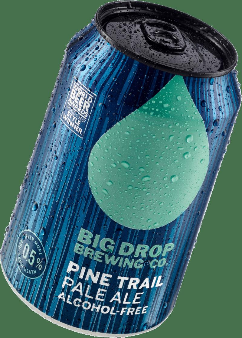 Big Drop alcohol free Pale Ale