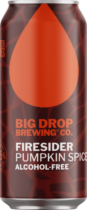 Big Drop Brew Firesider Pumpkin Spiced Ale