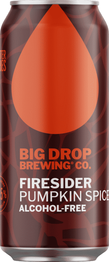 Big Drop Brew Firesider Pumpkin Spiced Ale