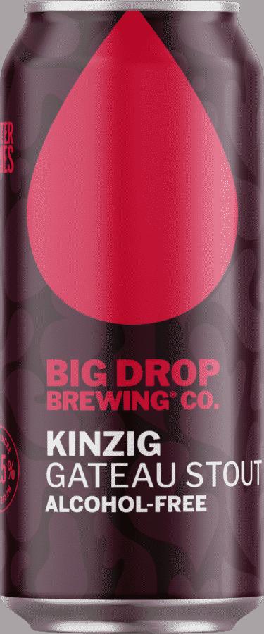 Big Drop Brew Kinzig Gateau Stout