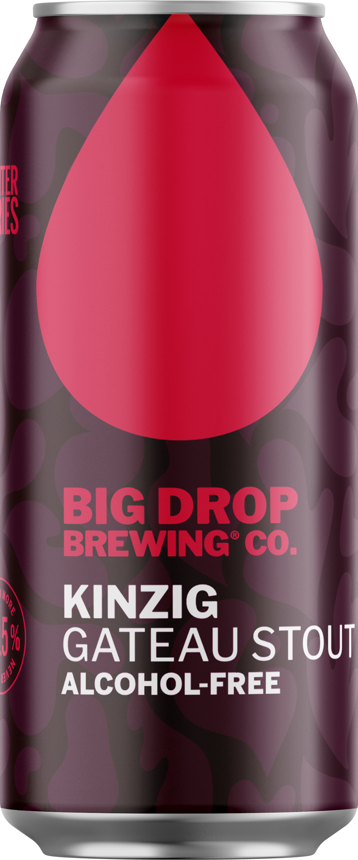 Big Drop Brew Kinzig Gateau Stout